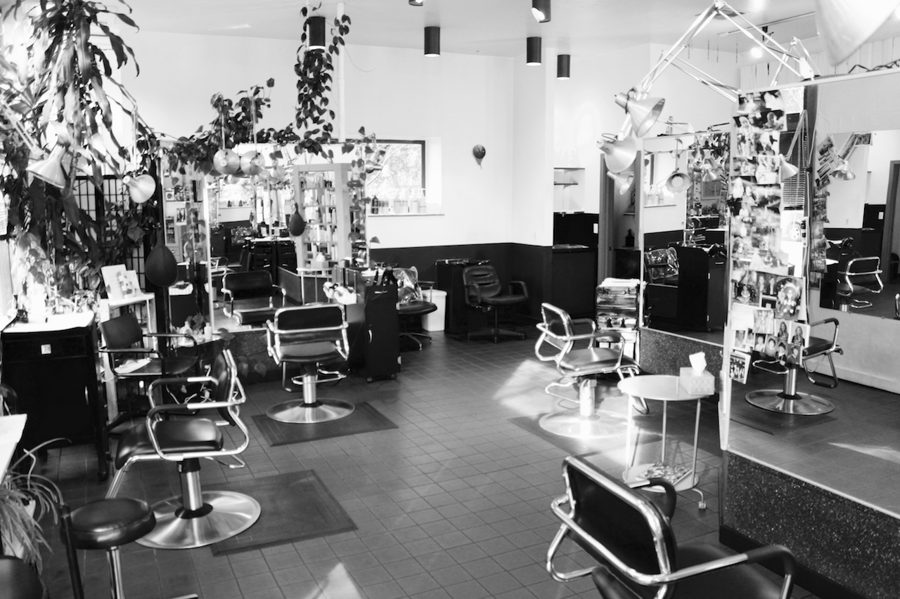 salon interior